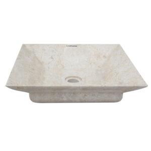 Kamienna umywalka na blat 2 1