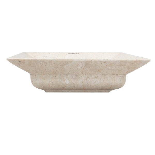 Kamienna umywalka na blat 3 1