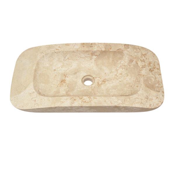 Kamienna umywalka na blat 3