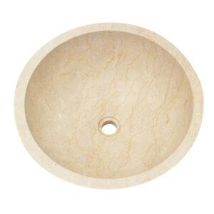 Okragla Umywalka z marmuru 1