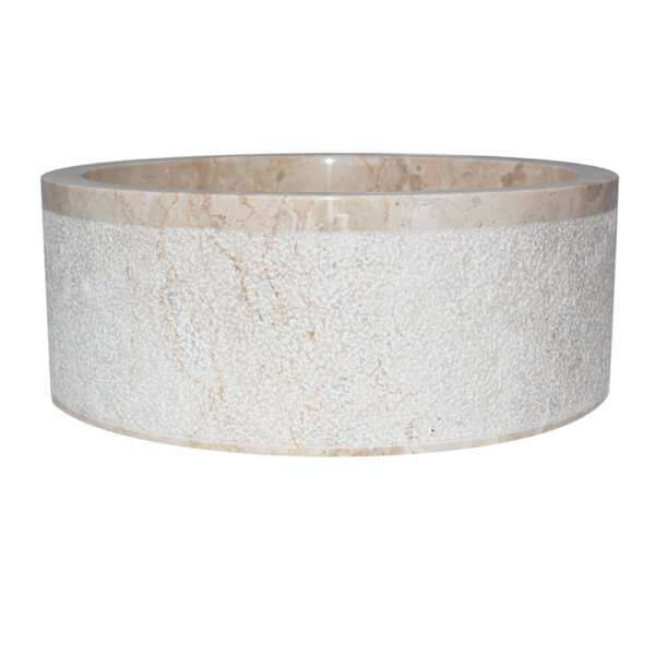 Umywalka z kamienia na blat 3