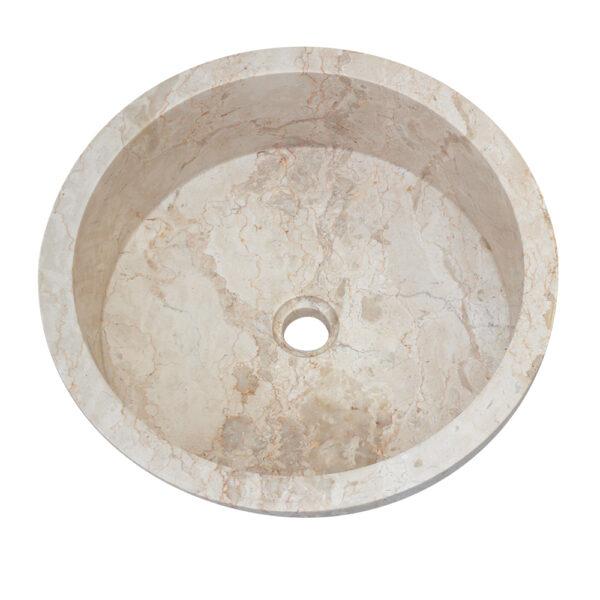 Umywalka z kamienia na blat 4