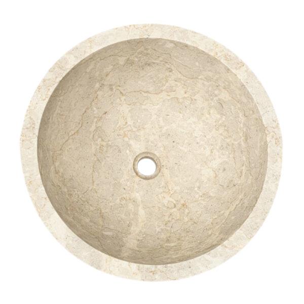 Umywalka z marmuru na blat 1