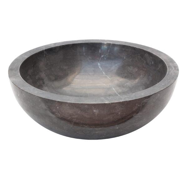 Czarna umywalka z marmuru 4