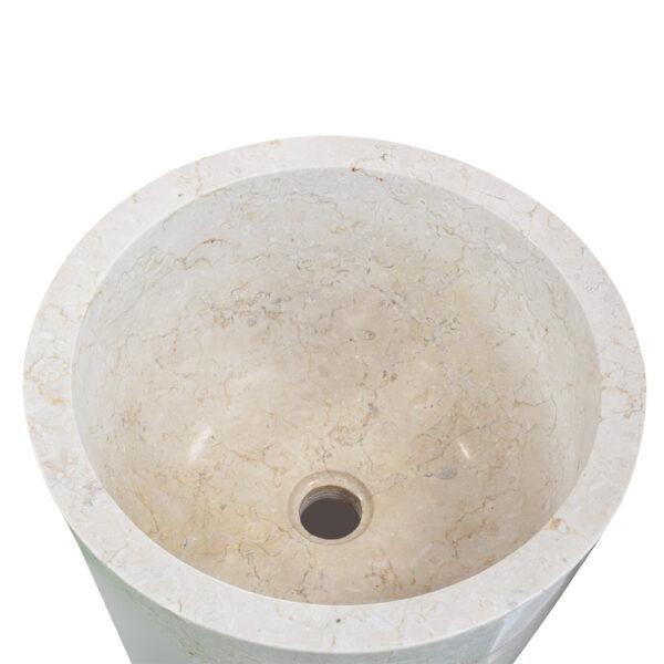 Kamienne umywalki z marmuru 2