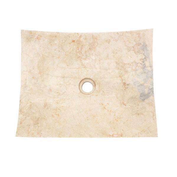 Marmurowa umywalka na blat 1 1