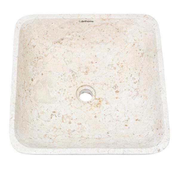 Nablatowa umywalka z marmuru 1
