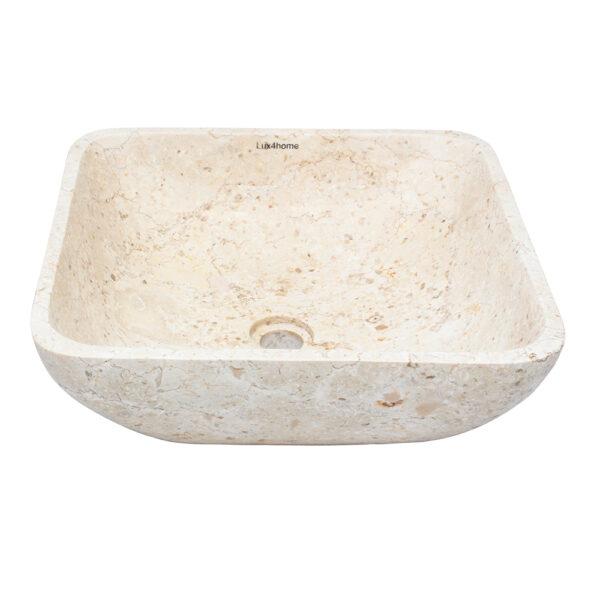 Nablatowa umywalka z marmuru 2