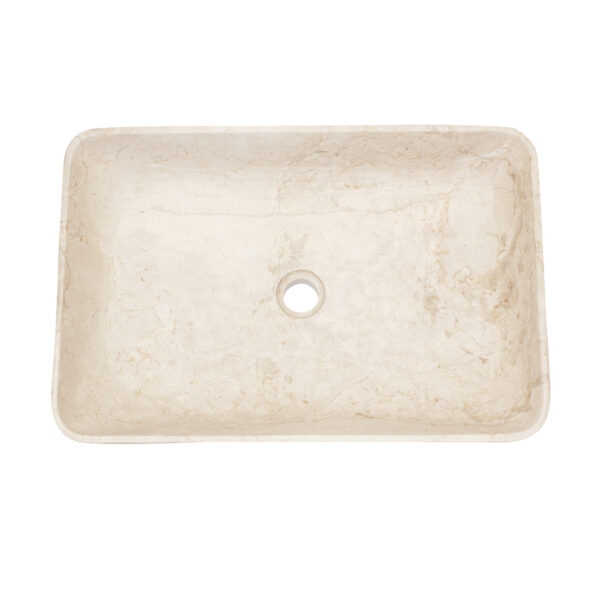 Nowoczesna umywalka z marmuru 2