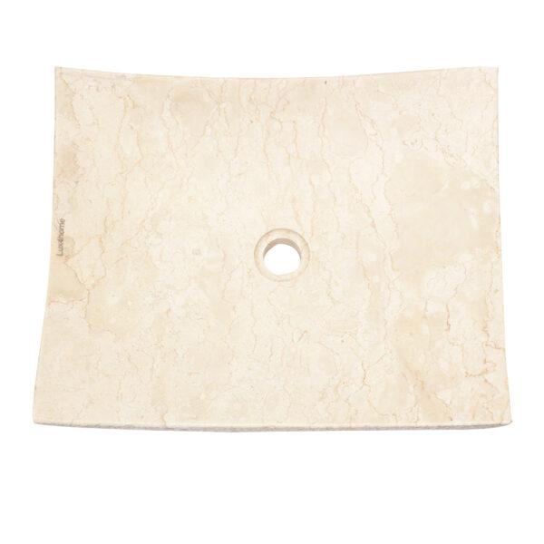 Plaska umywalka z marmuru 1