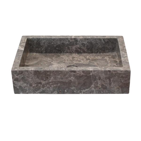 Prostokatna umywalka z kamienia 1