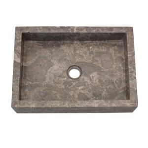 Prostokatna umywalka z kamienia 2