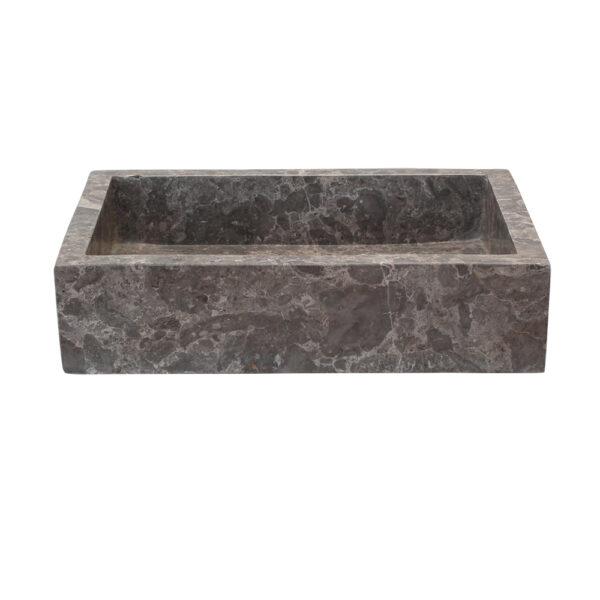 Prostokatna umywalka z kamienia 3