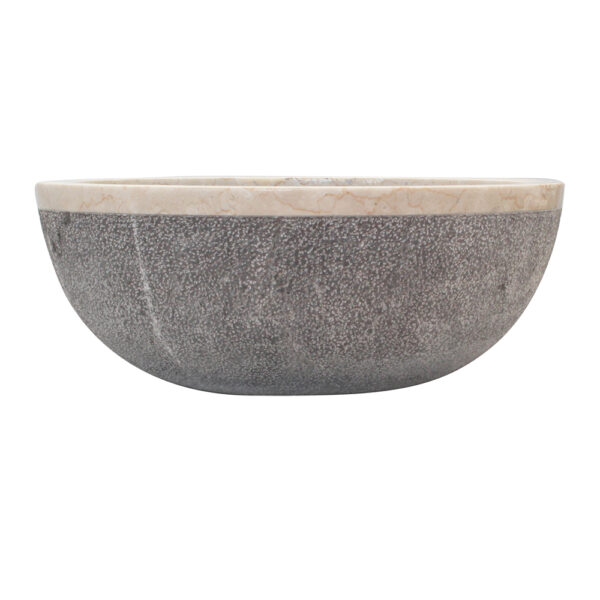 Umywalka z kamienia na blat do lazienki 1