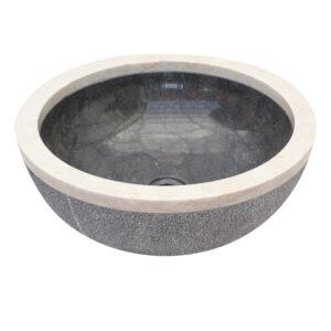 Umywalka z kamienia na blat do lazienki 4