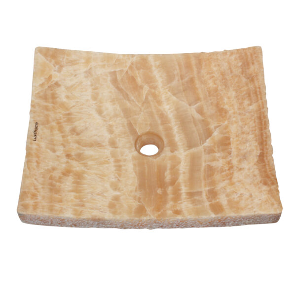 Umywalka z onyksu na blat 4