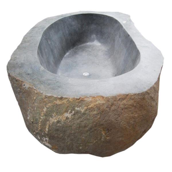 Wanna z kamienia polnego 6