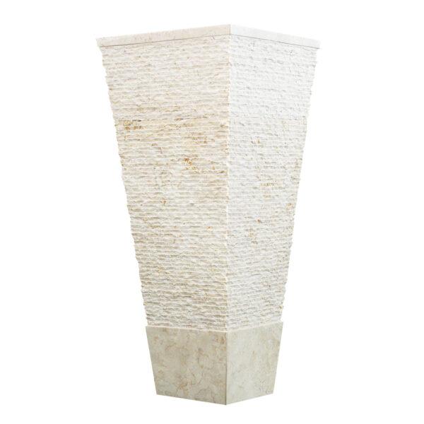 Wolnostojaca umywalka z marmuru CRL142 4