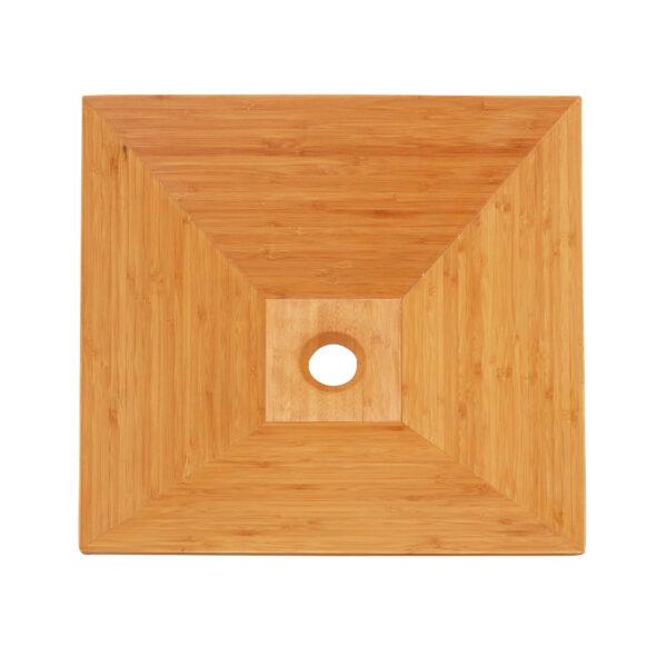 Drewniane umywalki 1