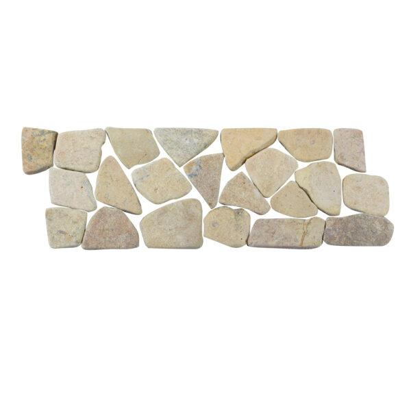 Mozaika kamienna z zoltego marmuru 2 1