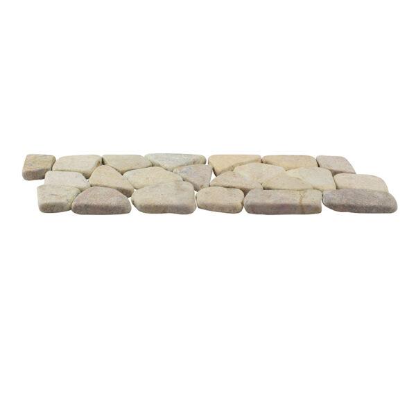 Mozaika kamienna z zoltego marmuru 3 1