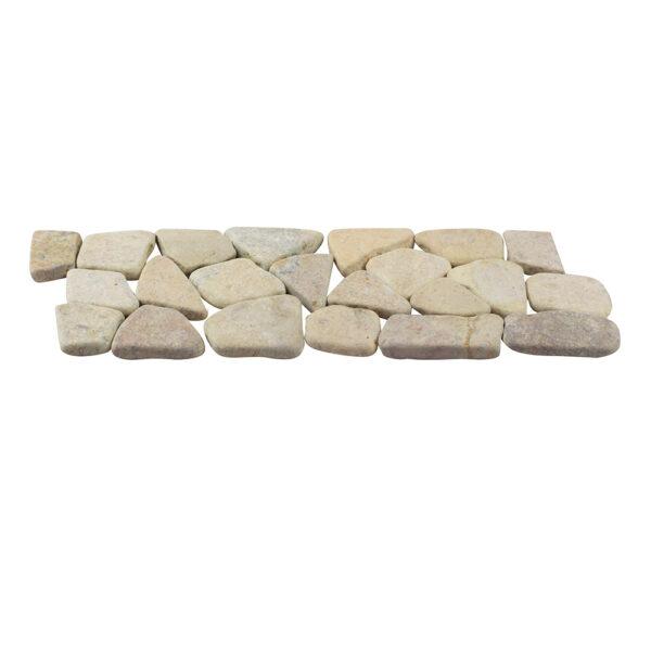 Mozaika kamienna z zoltego marmuru 4
