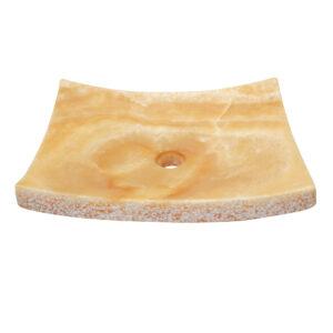 Nablatowa umywalka z onyksu 1