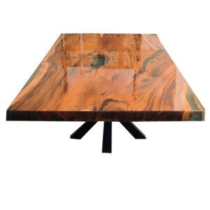 Stol z drewna egzotycznego 7