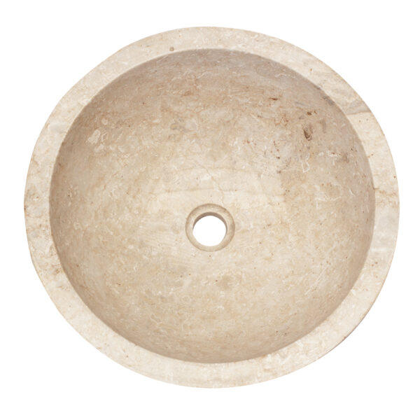 Umywalka z kamienia marmur 4