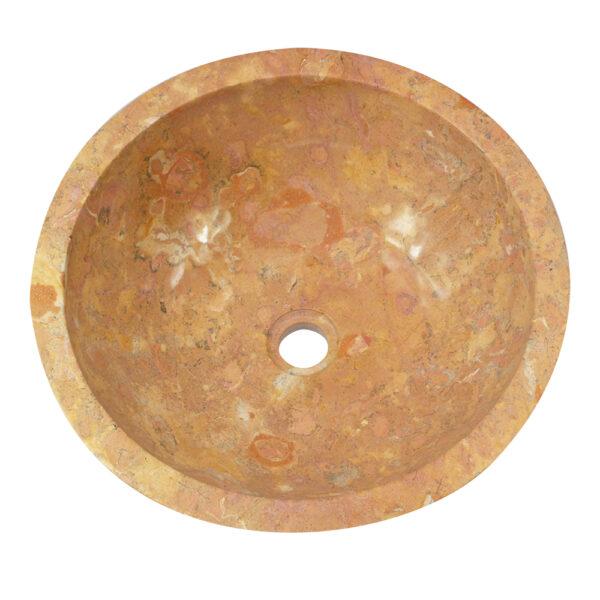 Umywalka z marmuru 45 cm 1