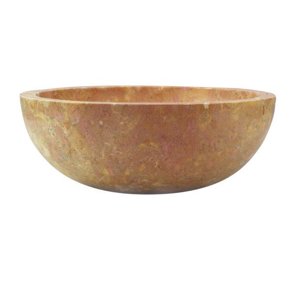 Umywalka z marmuru 45 cm 2