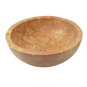 Umywalka z marmuru 45 cm 4