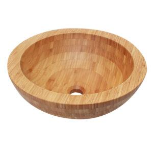 Umywalki drewniane 1