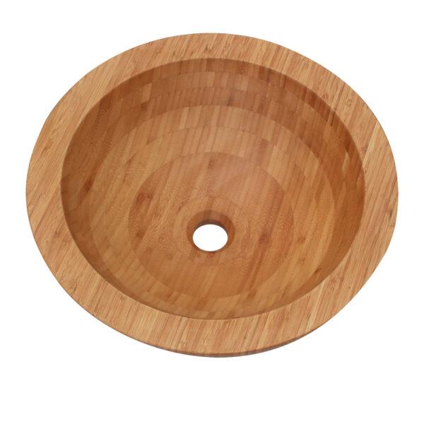 Umywalki drewniane 2