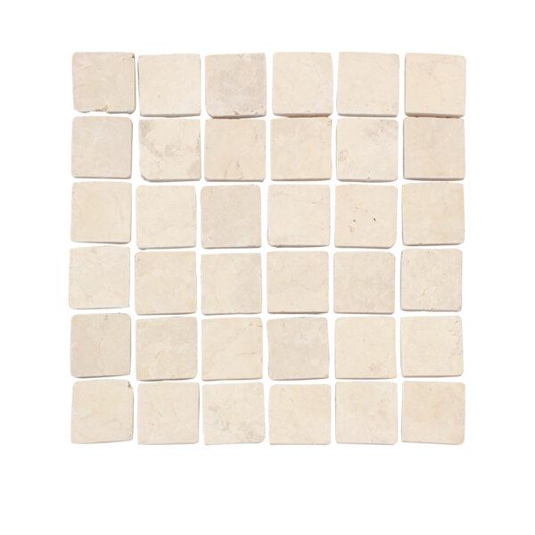 Marmurowa kostka mozaika z kamienia 1