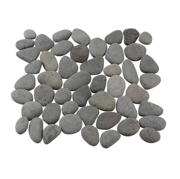 Mozaika kamienna na siatce otoczaki 1