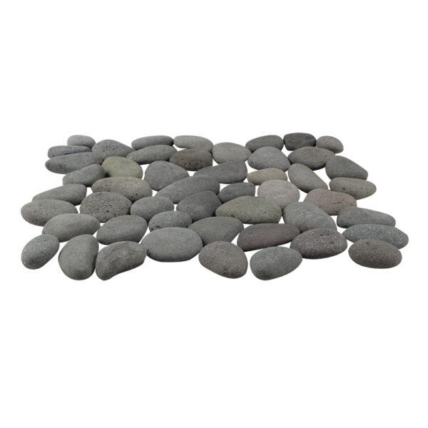 Mozaika kamienna na siatce otoczaki 3