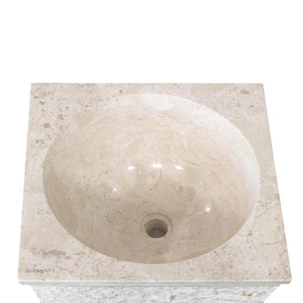 Stojaca umywalka z marmuru 4