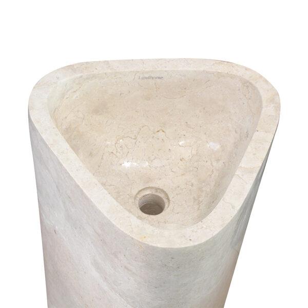 Umywalka stojaca z marmuru 2