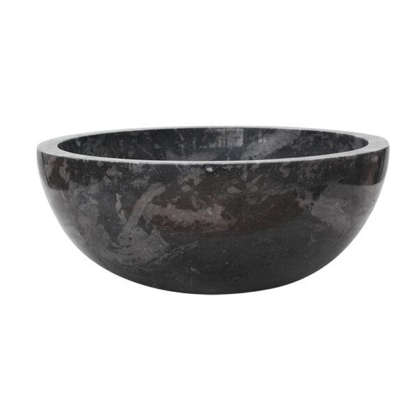 Umywalka z czarnego marmuru 2