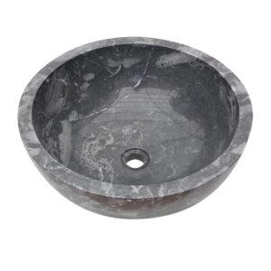 Umywalka z czarnego marmuru 4