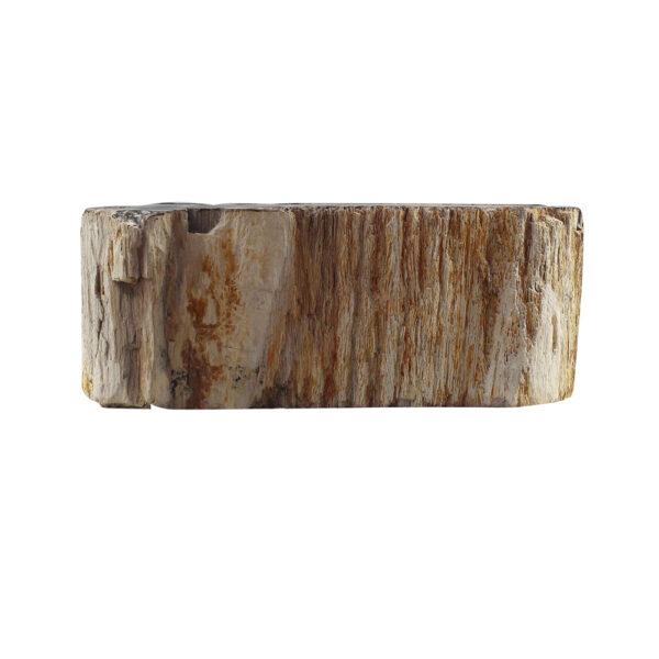 Umywalka ze skamienialego drewna 2
