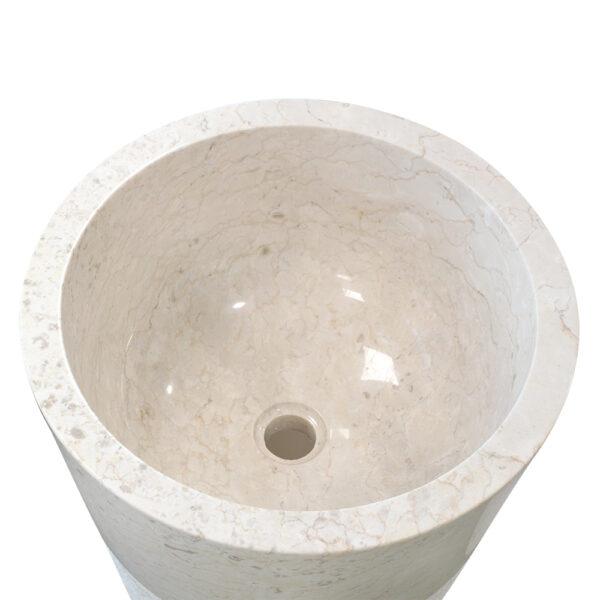 Wolnostojaca umywalka kamienna 1