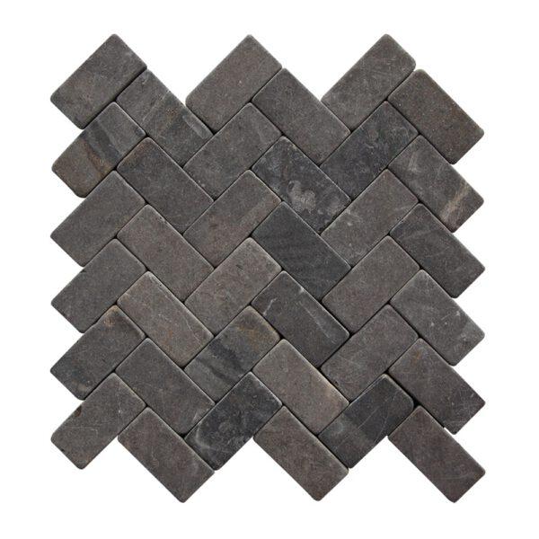 Mozaika marmurowa parkiet 1
