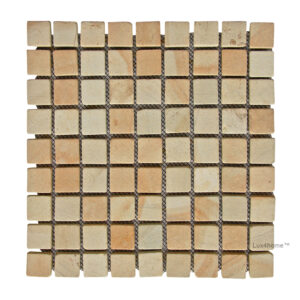 Mozaika z zoltego piaskowca 2