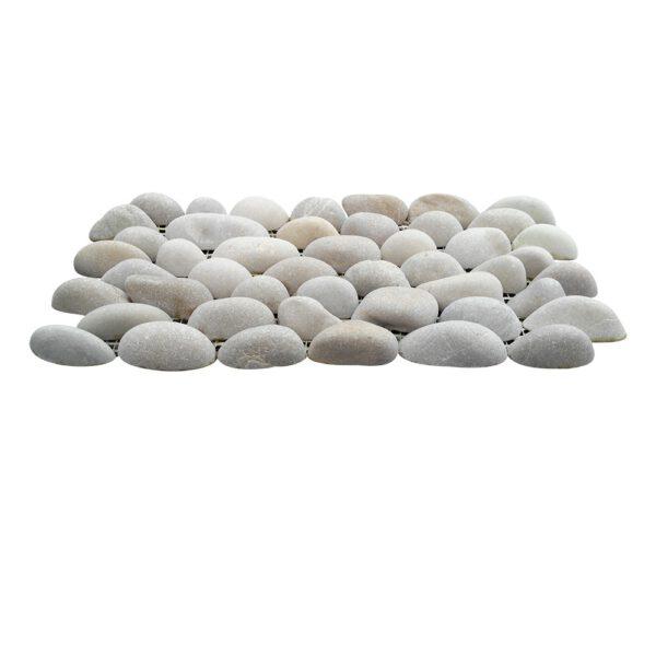 Otoczaki na sciane mozaika z otoczakow 1