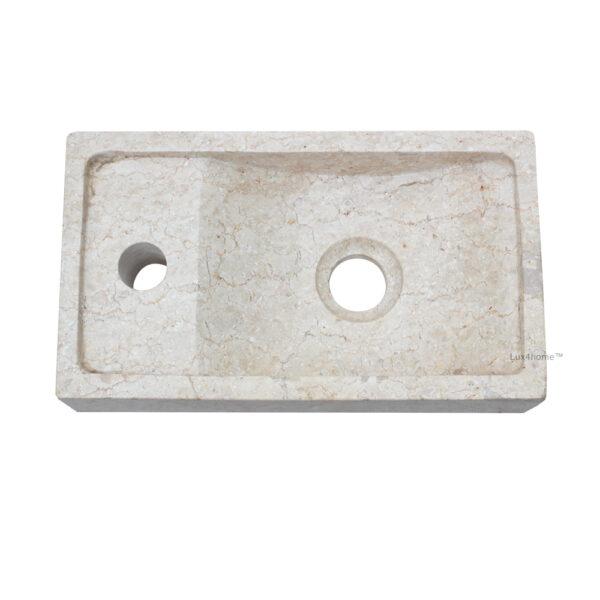 Umywalka z marmuru Bubalus 1