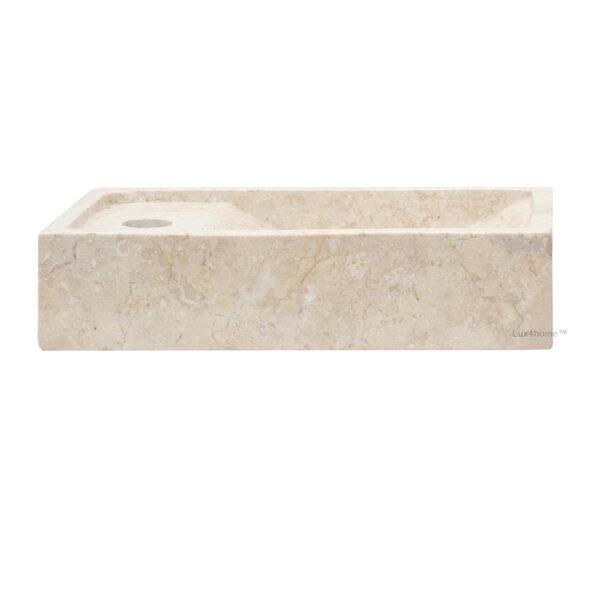 Umywalka z marmuru Bubalus 2