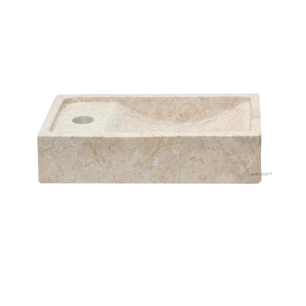 Umywalka z marmuru Bubalus 3