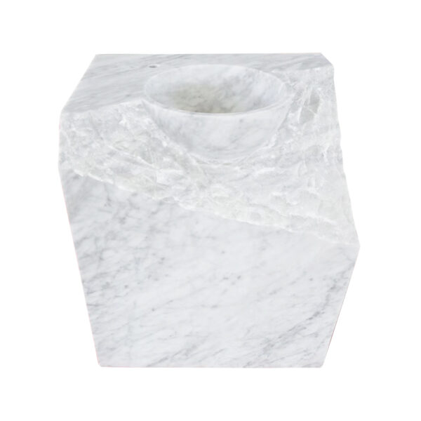 Kamienna Umywalka Carrara Mars 1